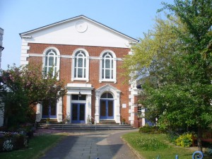 Dorking United Reformed Church in Surrey